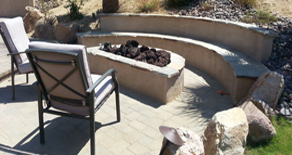 fire pits and bbqs