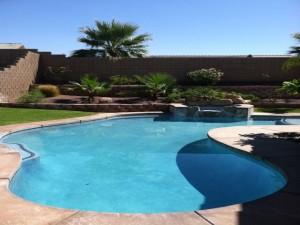 pool service indio, california