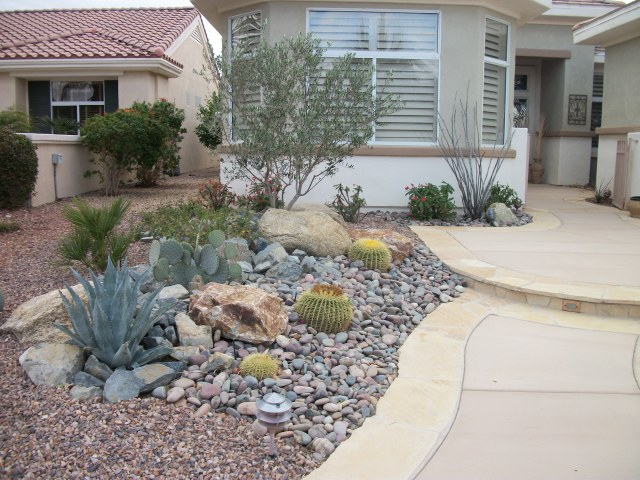 Landscaping and Concrete
