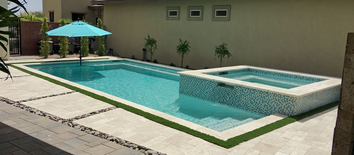 New Pool Construction Indio, California