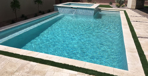 New Pool Construction Indio, California