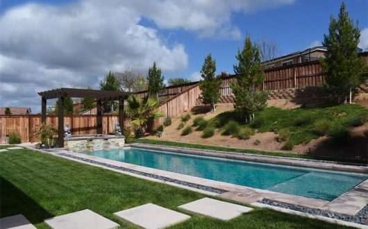 Pool Construction Beaumont, California
